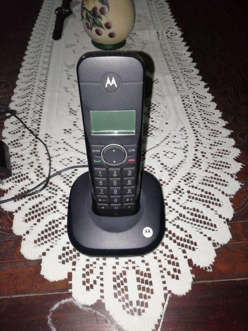 Teléfono inalámbrico Motorola - 0