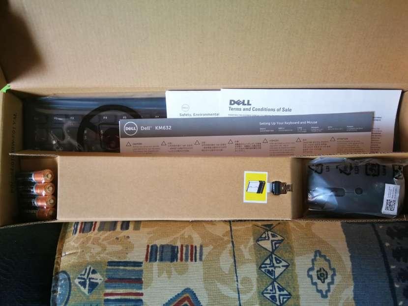 kit inalámbrico Dell KM632 español latinoamericano - 1