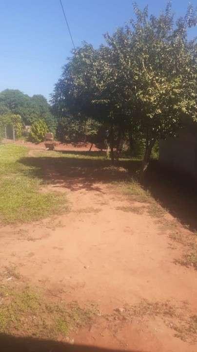 Terreno 12x50 en Capiatá Rojas Cañada ruta 2 km 21 - 0