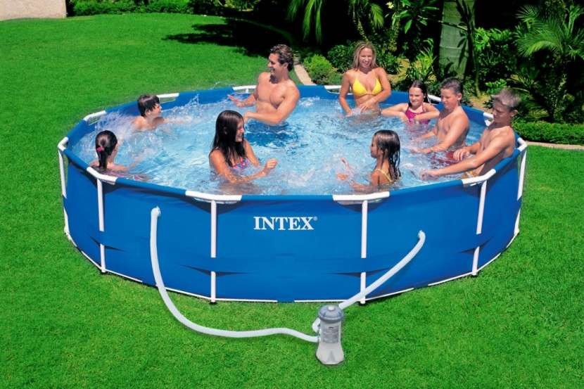 Piscinas Intex 6.500 litros - 0