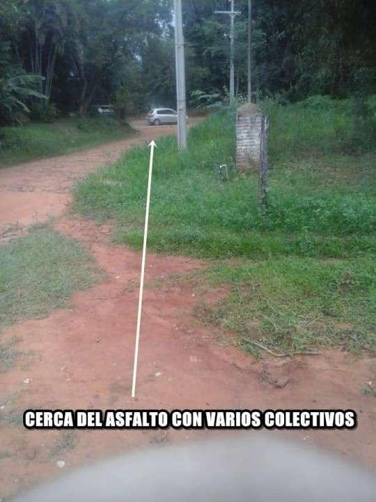 Terreno 12x50 en Capiatá Rojas Cañada ruta 2 km 21 - 2