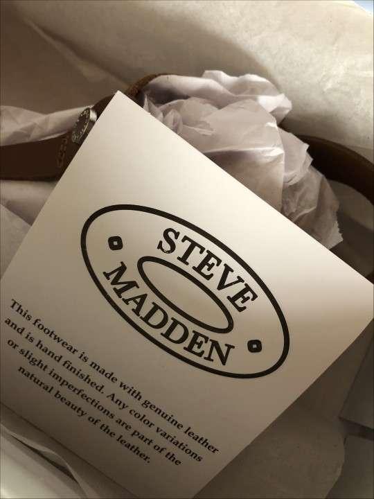 Sandalia Steve Madden - 0