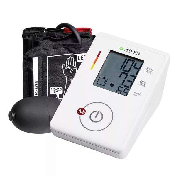 Toma presión digital de brazo Aspen (CH91) - 0