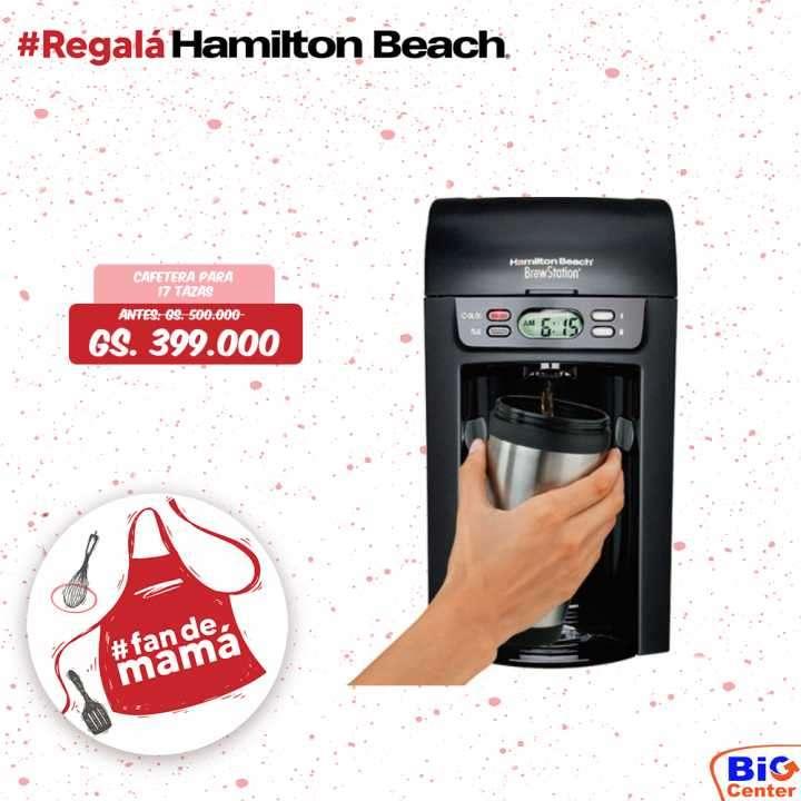 Cafetera Hamilton Beach 48274-BZ220 - 0