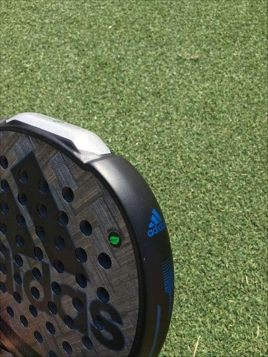 Paleta para padel Adidas Metalbone CRTL 2021 - 2