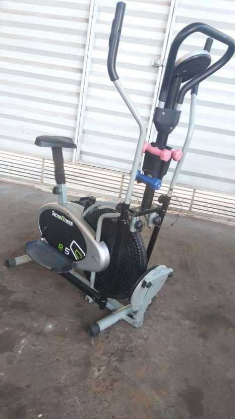 Elíptica Tecno fitness - 0