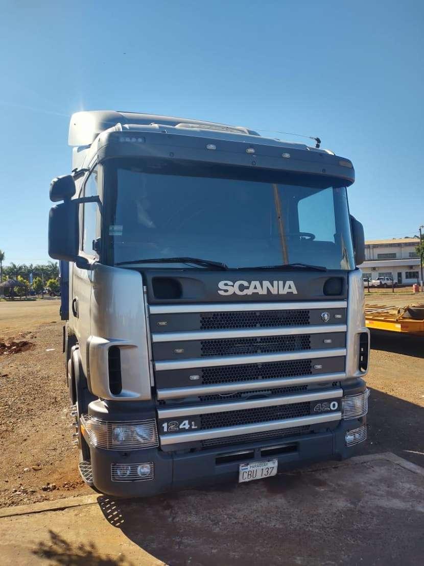 Scania 124L 420 - 0