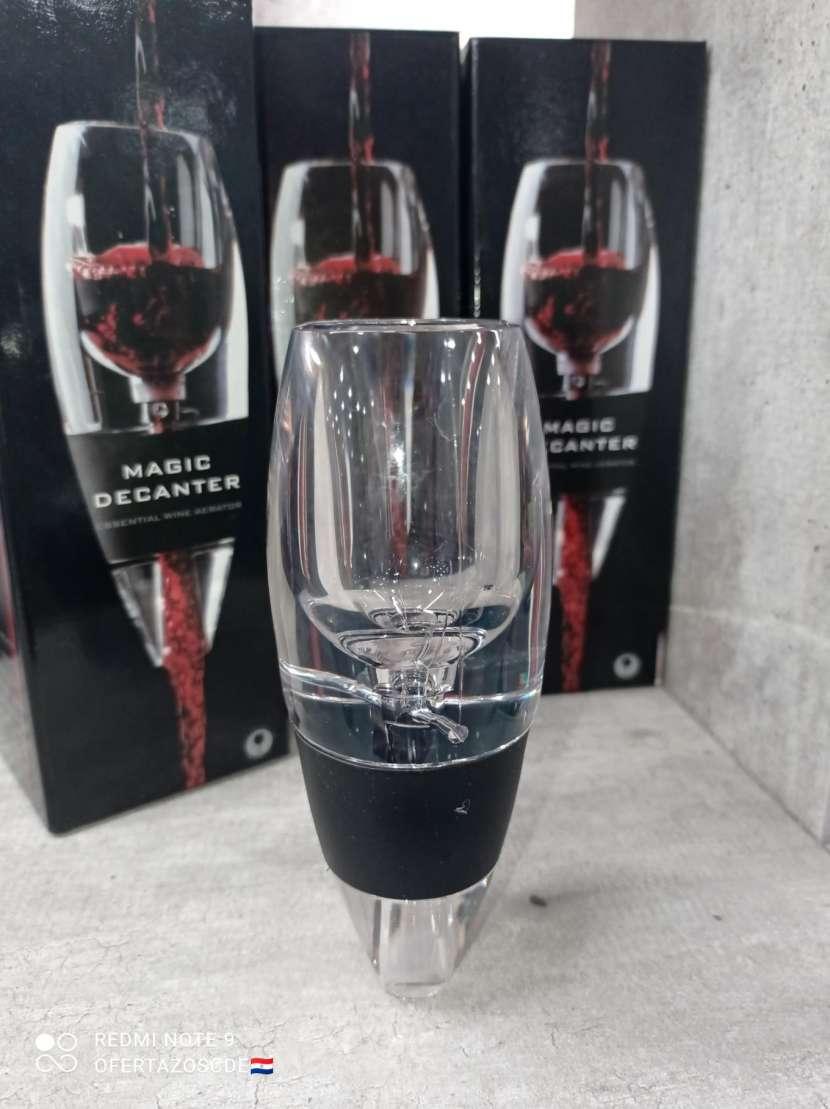 Oxigenador de vino - 0
