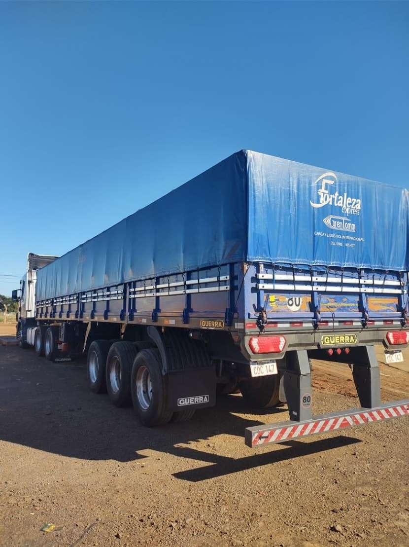 Scania 124L 420 - 1