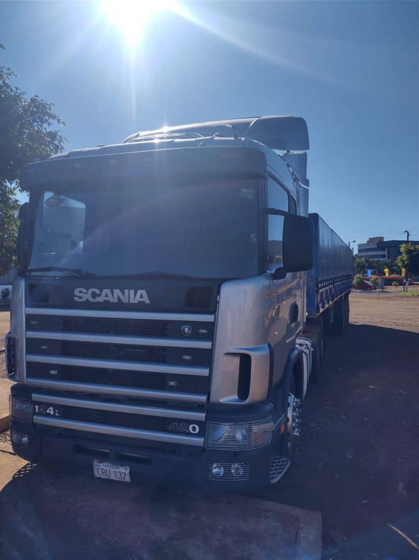 Scania 124L 420 - 2