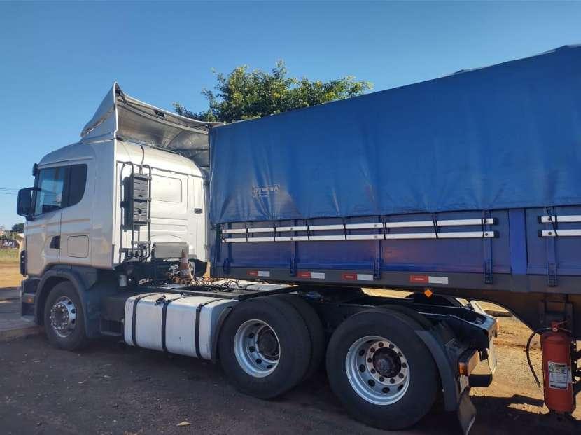 Scania 124L 420 - 3