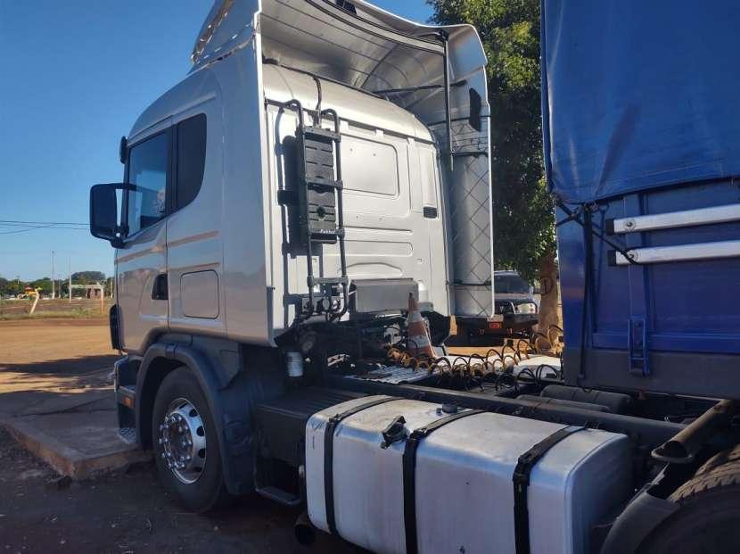 Scania 124L 420 - 4