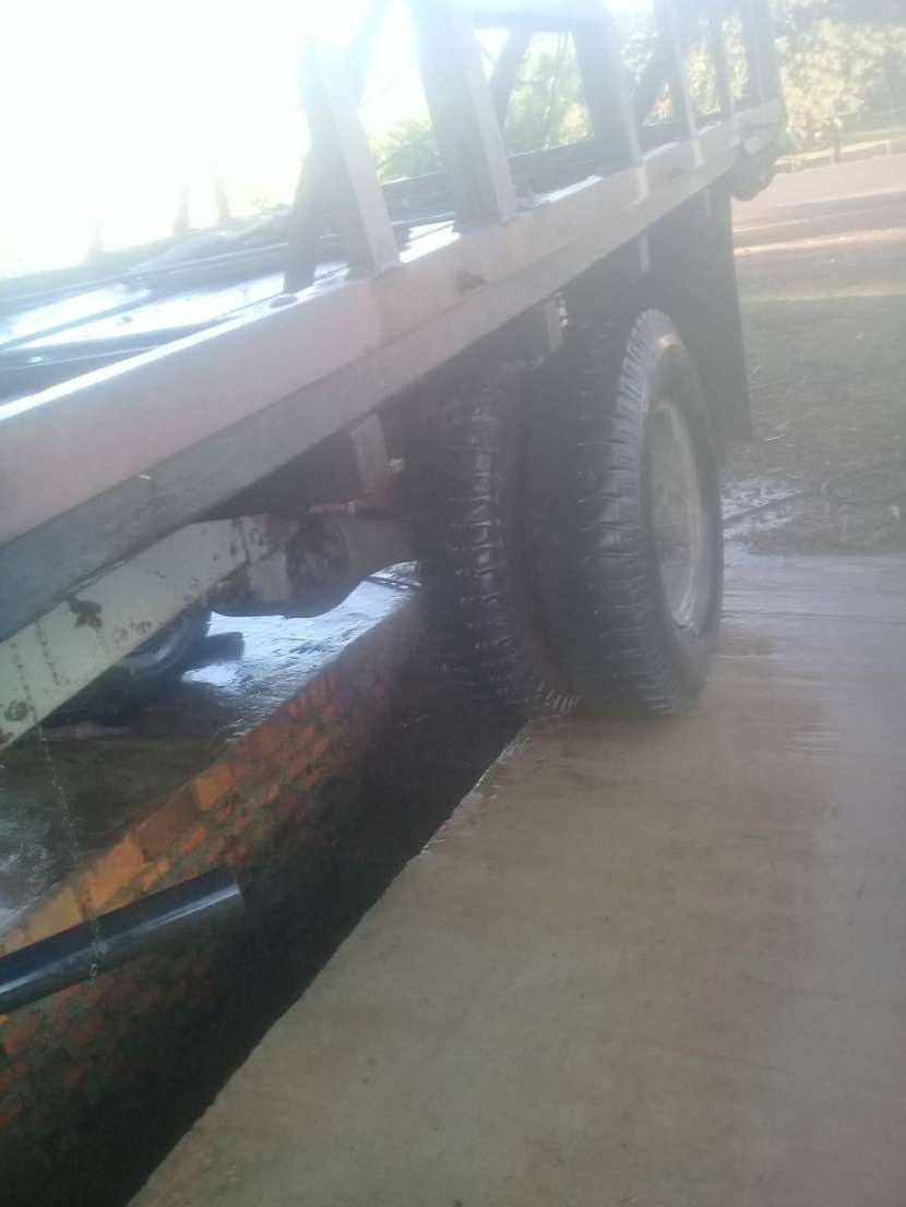 Camión de carga para 12.500 kilos Toyota 6000 sencillo - 5