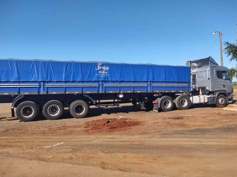 Scania 124L 420 - 6