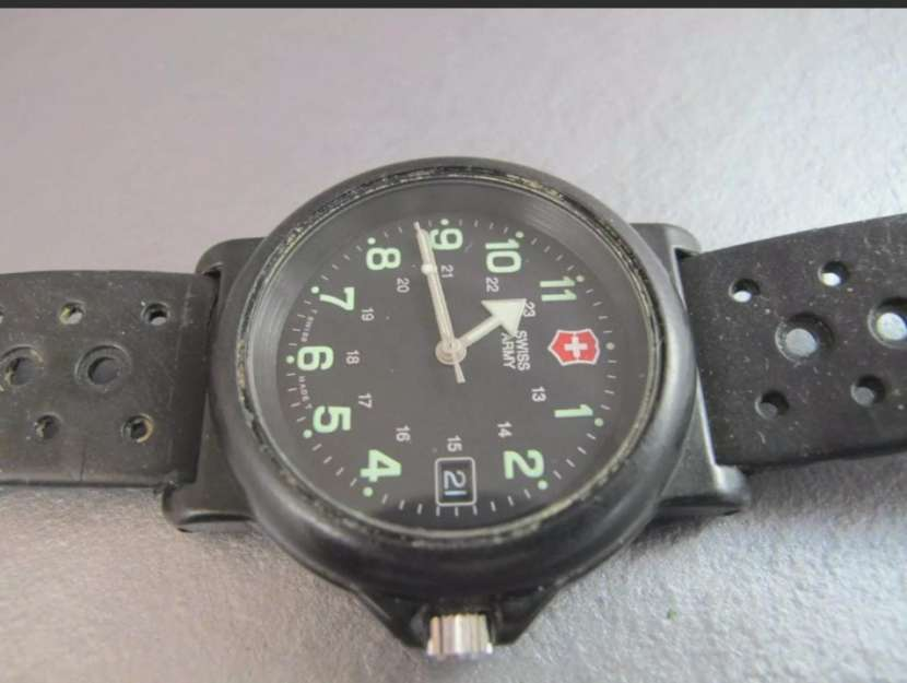 Reloj Victorinox Swiss Army modelo Renegade - 3