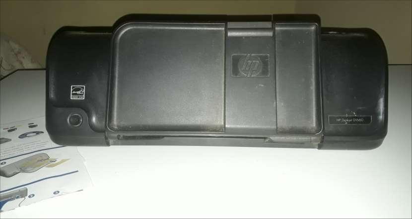 Impresora HP Deskjet 1660 - 0