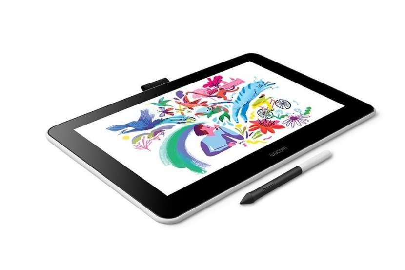 Tableta gráfica Wacom One Creative Pen Display - 0