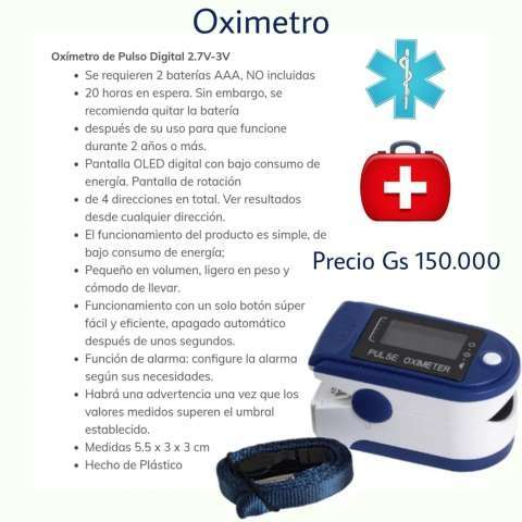 Oxímetro - 0