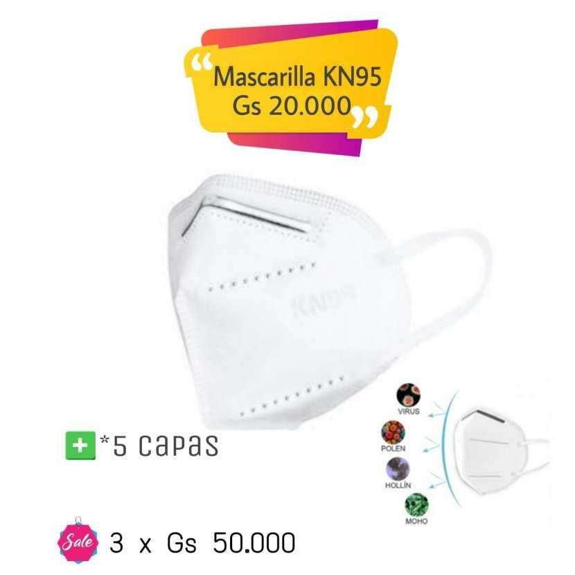 Mascarillas KN95 - 0