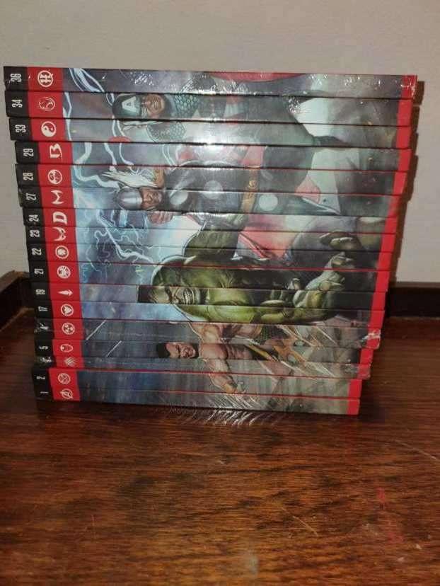 Colección Marvel Última Hora - 0