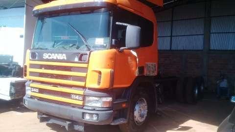 Scania 114 340 2001 - 2