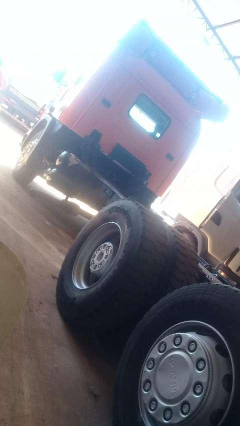 Scania 114 340 2001 - 4