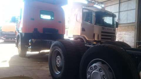 Scania 114 340 2001 - 5