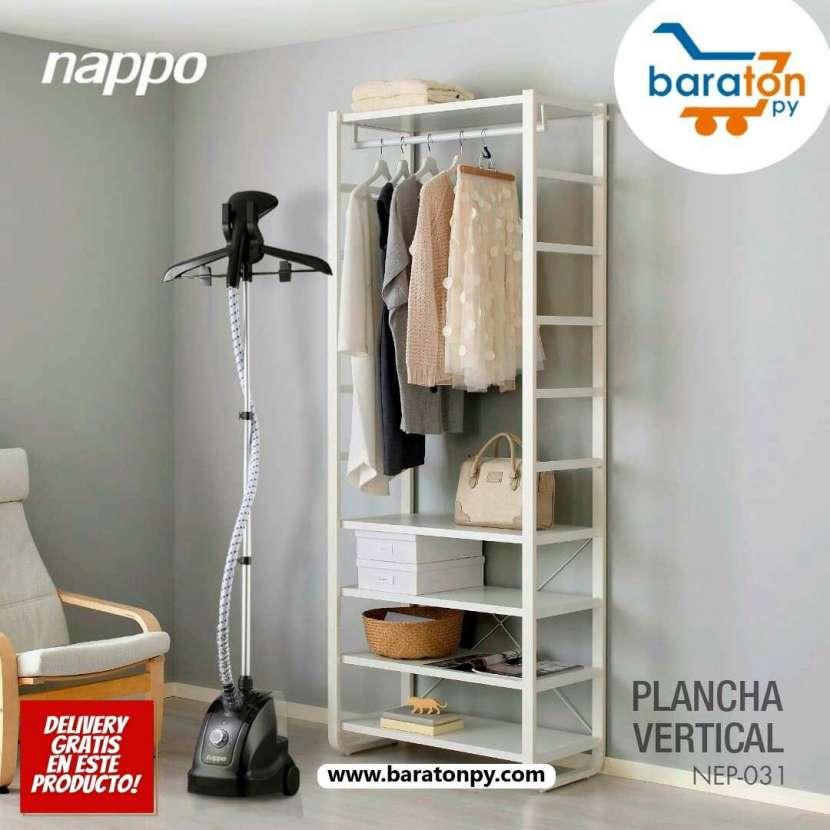 Plancha vertical Nappo - 0