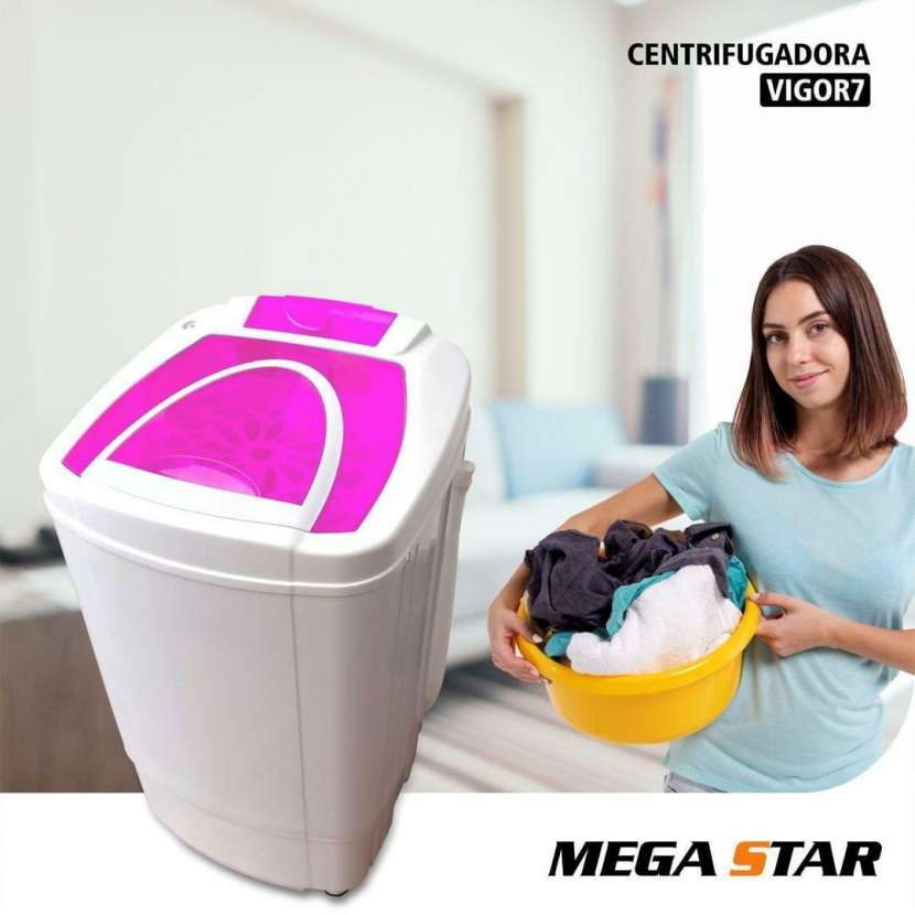 Centrifugadora Mega Star - 0