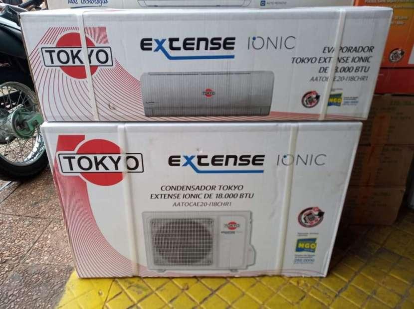 Aire acondicionado Tokyo Extense 12.000 btu - 0
