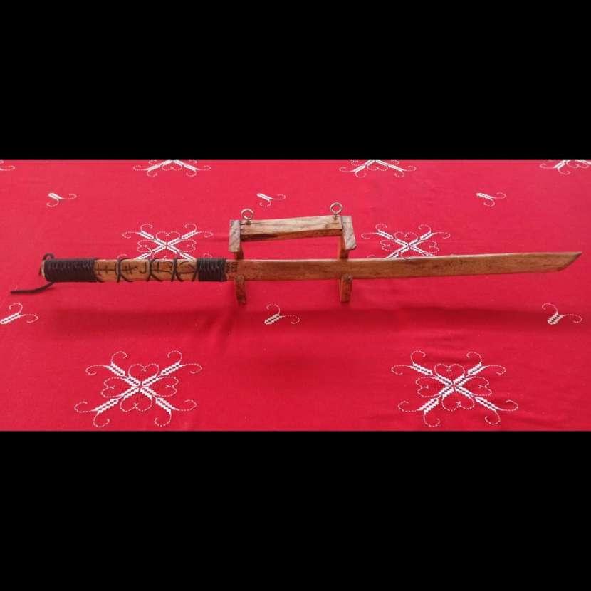 Espadas de madera Bokken personalizadas - 1