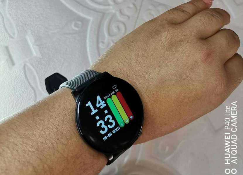 Reloj Fitness - 1