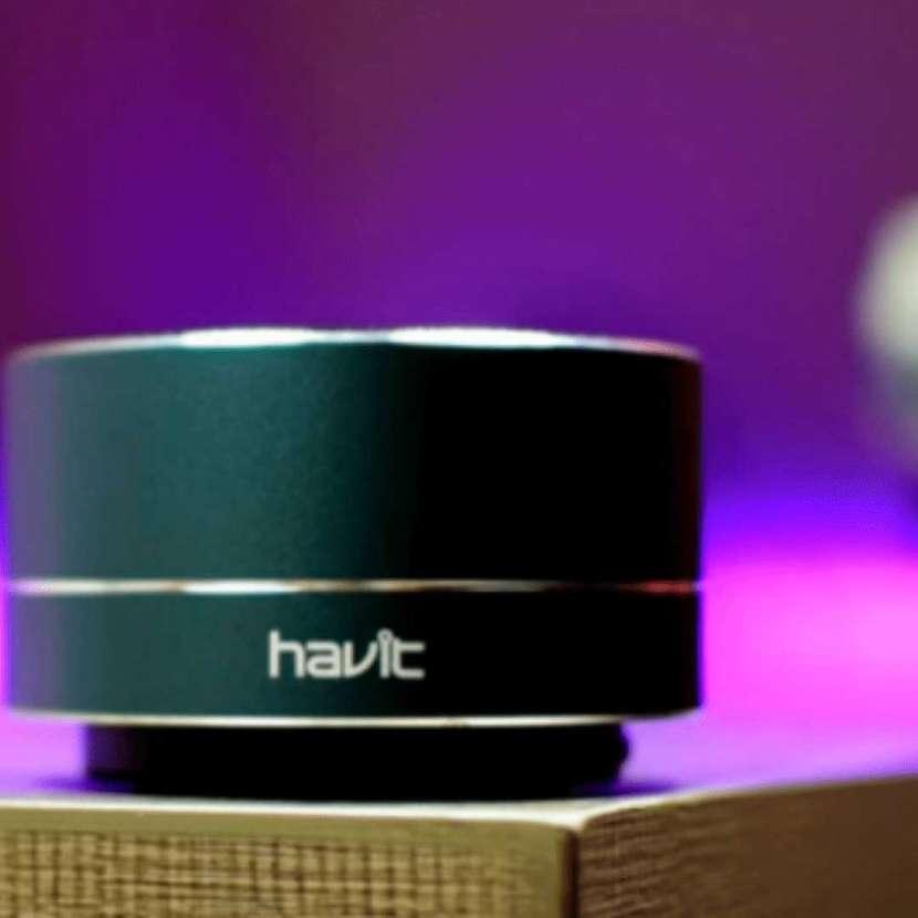 Parlante bluetooth micro SD M8 Havit 50045 - 1