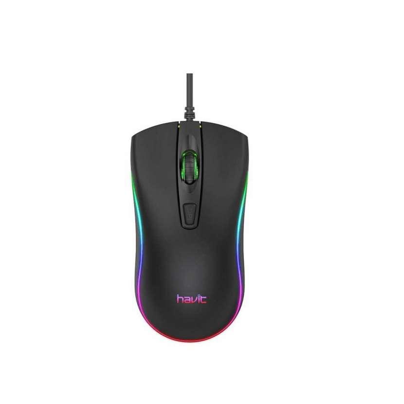 Mouse gameer nv-ms72 havit (50059) - 0