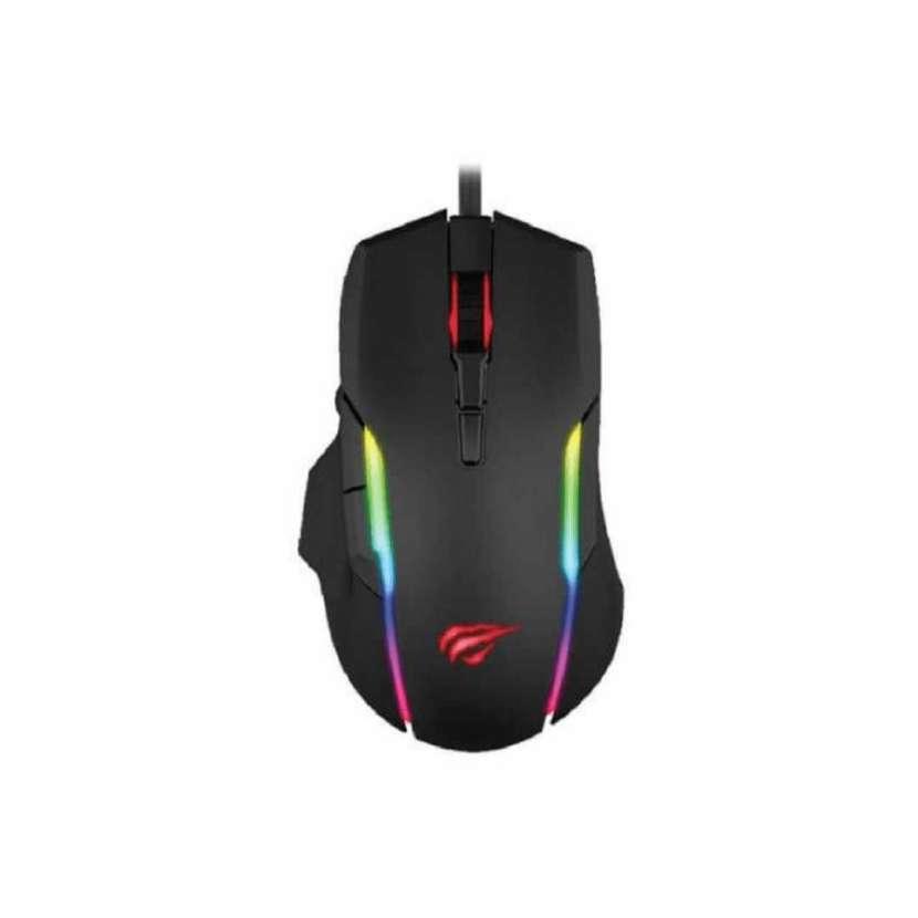 Mouse gamer Havit MS1012A 50056 rgb - 0