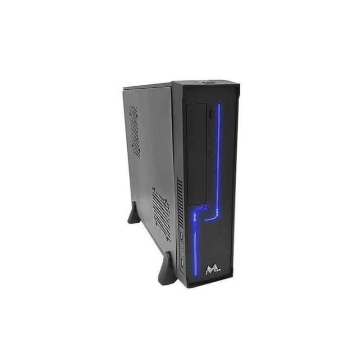 Gabinete MTEK Mini ITX/USB 3.0-2.0 - 0