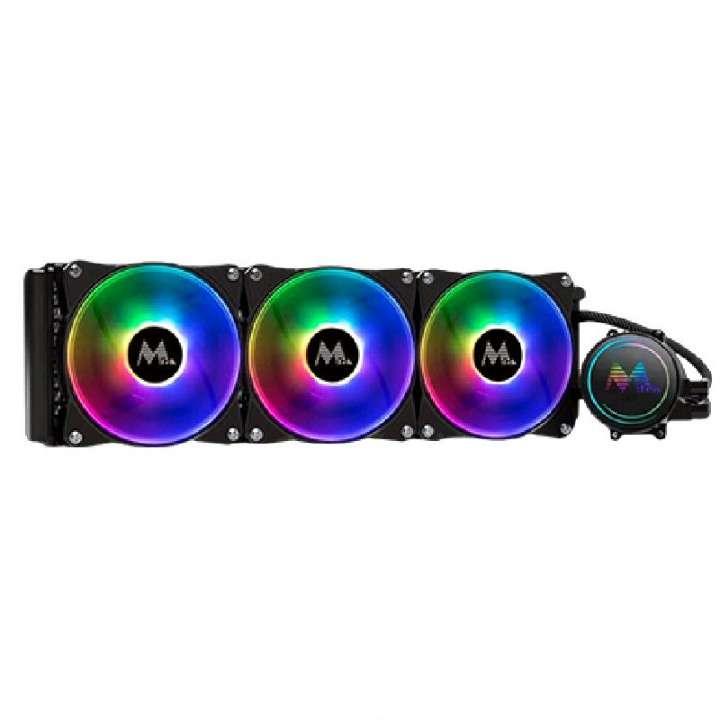 Cooler MTEK LIQUID MWC360 ARG PWM - 0