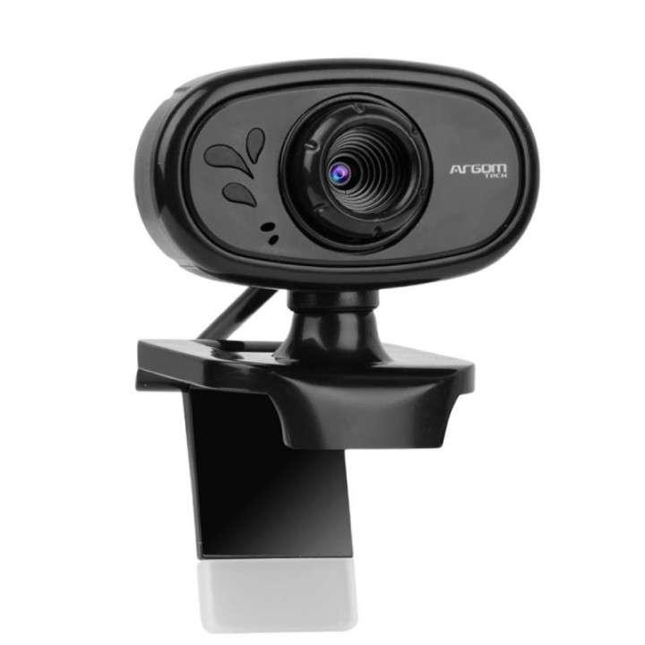 Cámara web ARG-WC-9120BK 720P HD C/MIC - 0