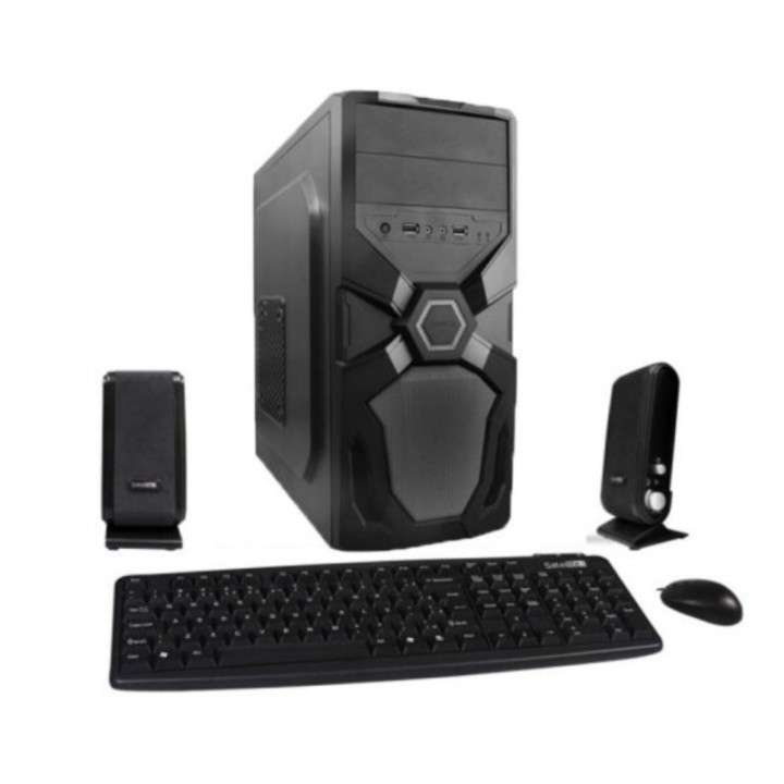 Gabinete Satellite kit K731 negro - 0