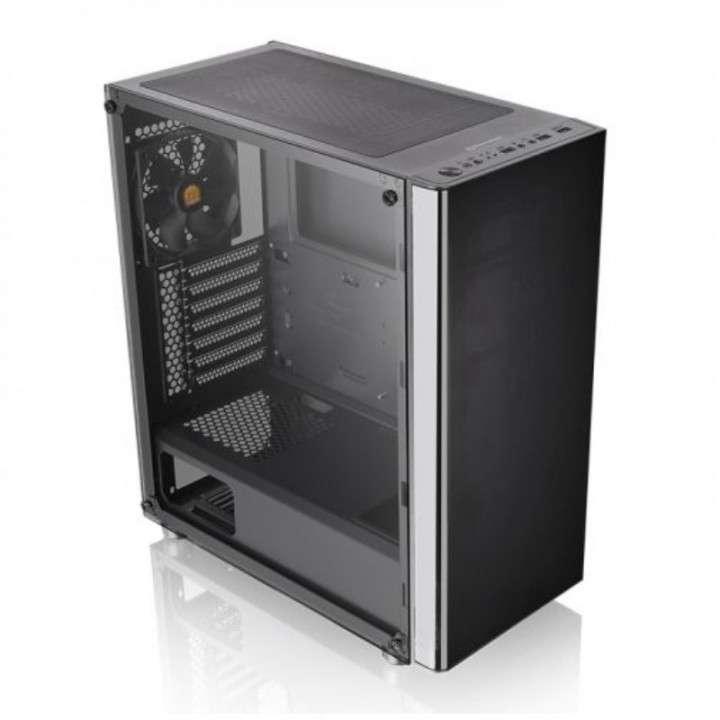 Gabinete Thermal V200 Black Vidrio TG 1FAN CA-1K8-00M1WN-00 - 0