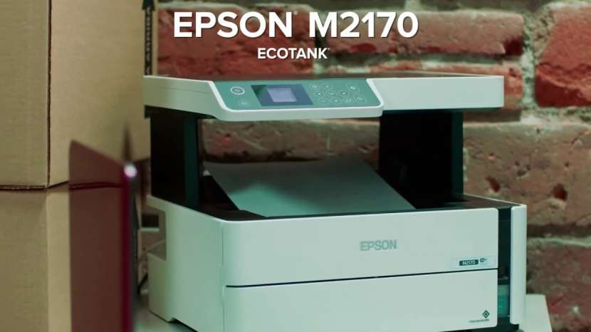 Fotocopiadora Multifuncional Comercial Epson - 1
