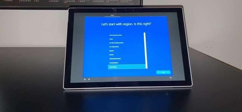 Microsoft Surface Pro 7 - 1