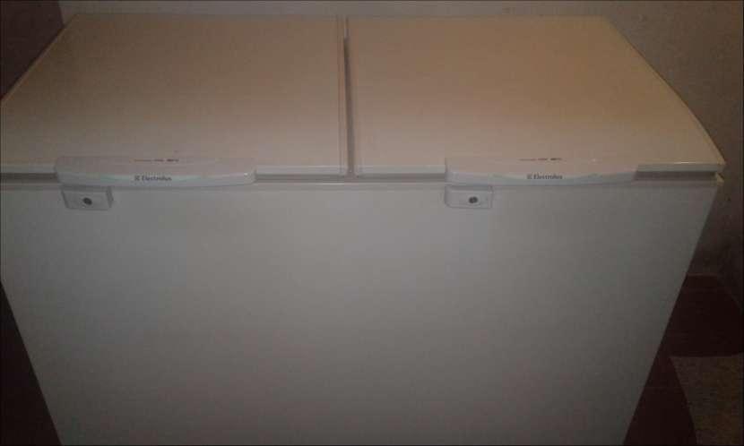 Congelador Electrolux 420 lts blanco - 3