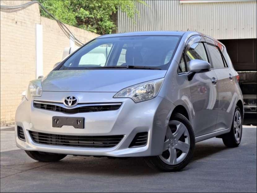 Toyota New Ractis 2011 - 1