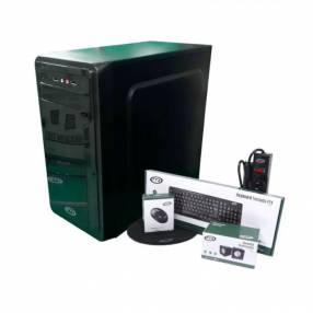 Gabinete KIT FTX7808 +500W+MOUSE+TECLADO PORT+SPEAKER+SD CARD