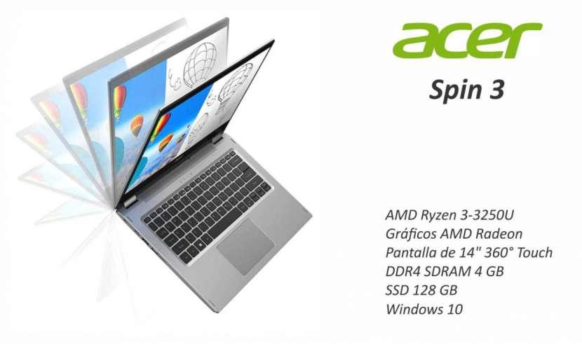 Notebook Acer Spin 3 Ryzen - 0