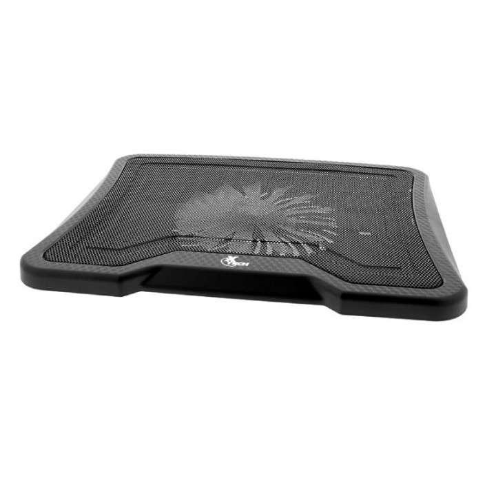Cooler p/ laptop XTECH XTA-150 hasta 14 pulgadas - 0
