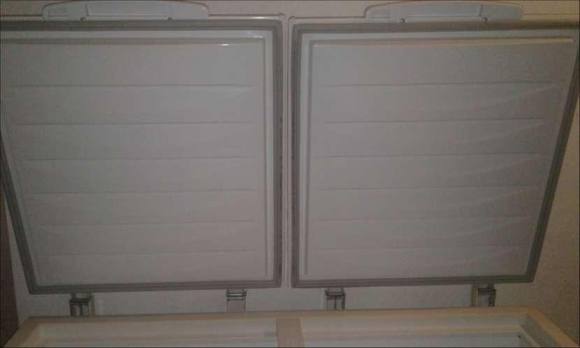 Congelador Electrolux 420 lts blanco - 2