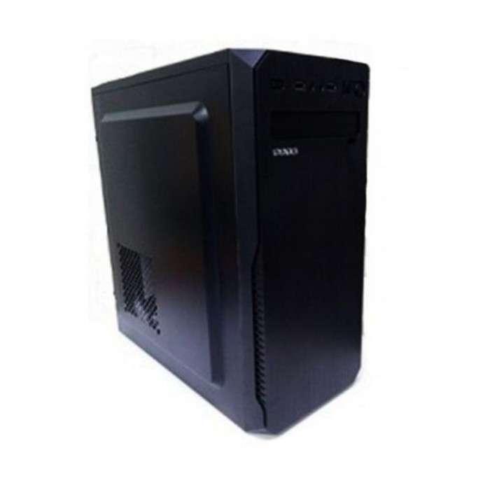 Gabinete negro Sate kit K701 - 0
