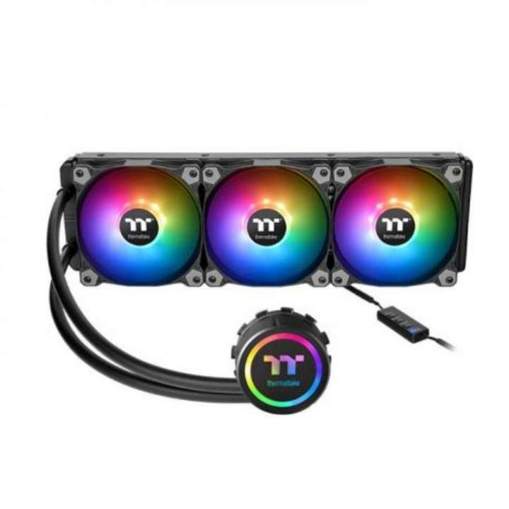 Cooler P/ CPU Thermal Water 3.0 360 ARGB SYNC CL-W234-PL12SW - 0